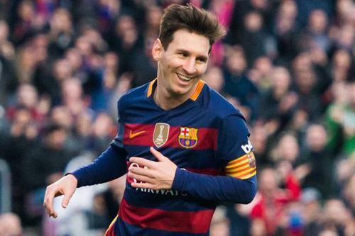 """Barca - Messi: Đẳng cấp """"ngoài hành tinh"""" - 2"""