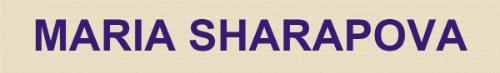 """(Infographic) Sharapova: Sự nghiệp lừng danh """"tàn"""" vì doping - 1"""
