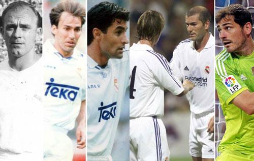 Văn hóa la ó siêu sao ở Real Madrid - 1
