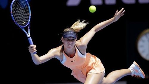 Bị cấm vì doping, Sharapova vẫn dự Olympic - 1
