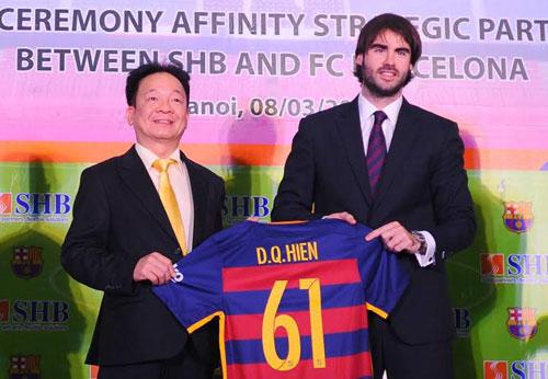 Barca quan tâm fan Việt, xem xét đưa Messi tới Hà Nội - 2