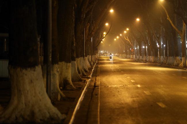 Hà Nội đẹp lãng mạn trong mưa bụi tháng Giêng - 1