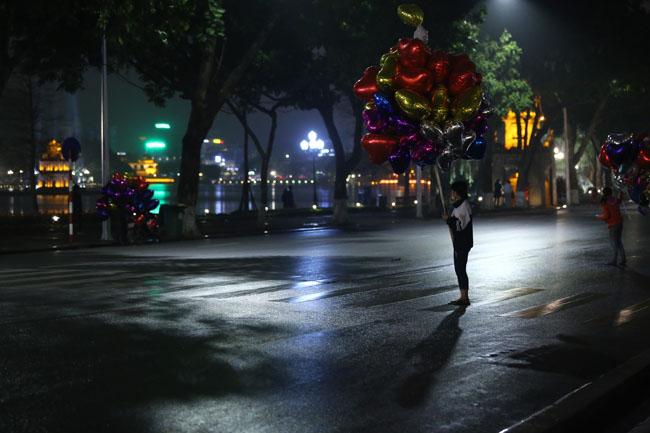 Hà Nội đẹp lãng mạn trong mưa bụi tháng Giêng - 10