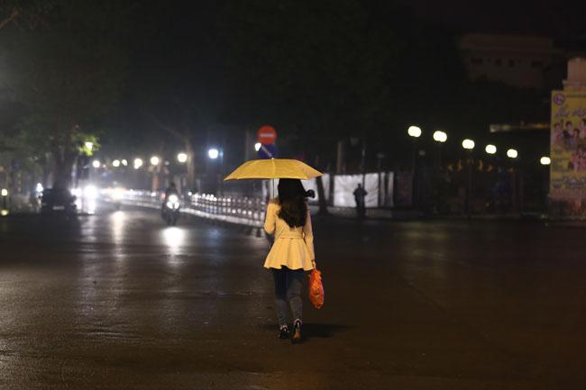 Hà Nội đẹp lãng mạn trong mưa bụi tháng Giêng - 9