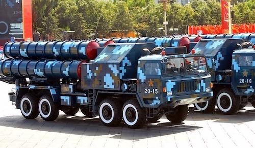 Công nghệ quân sự Trung Quốc thực sự có gì? - 1