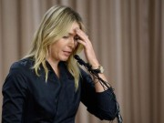 Thể thao - Sharapova dính doping: Người bàng hoàng, kẻ cảm thông
