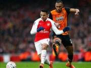 Bóng đá - Hull – Arsenal: FA Cup lại đóng vai trò cứu tinh