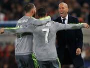 Bóng đá - Real Madrid – AS Roma: Dạ tiệc ở Bernabeu