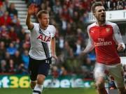 Bóng đá Ngoại hạng Anh - Kane đấu Ramsey ở top bàn thắng đẹp vòng 29 NHA