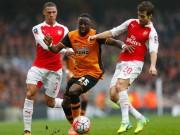 """Bóng đá - Chi tiết Hull - Arsenal: Walcott """"chốt hạ"""" (KT)"""