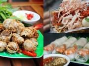 """Ẩm thực - Những món ăn đường phố chưa bao giờ hết """"hot"""" ở Sài Gòn"""