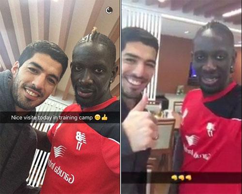 """Rảnh rỗi, Suarez bất ngờ quay lại """"nhà cũ"""" Liverpool - 3"""