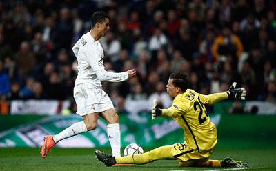 Chi tiết Real Madrid - Roma: Người hùng Ronaldo (KT) - 4