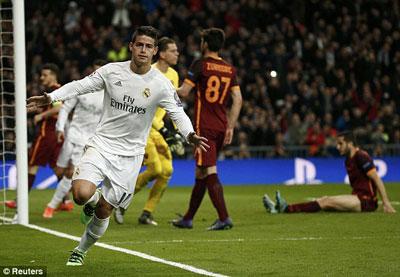 Chi tiết Real Madrid - Roma: Người hùng Ronaldo (KT) - 6