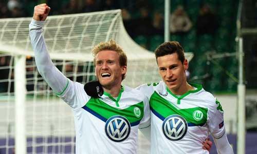 Wolfsburg - Gent: Tận dụng ưu thế - 1
