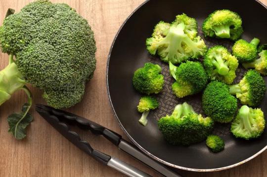 Bông cải xanh giúp ngừa ung thư gan - 1