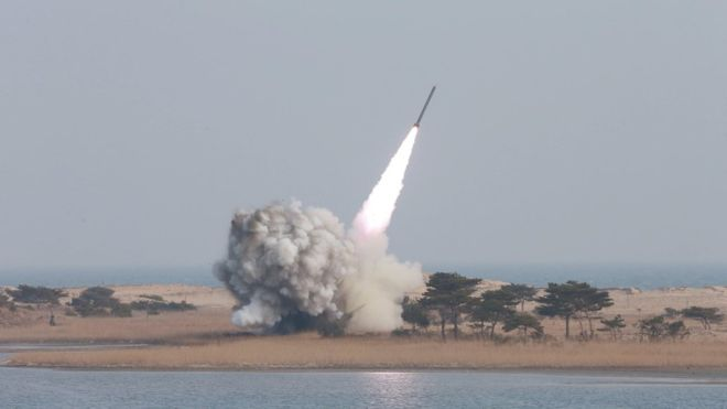 Kim Jong-un tuyên bố thu nhỏ thành công đầu đạn hạt nhân - 1