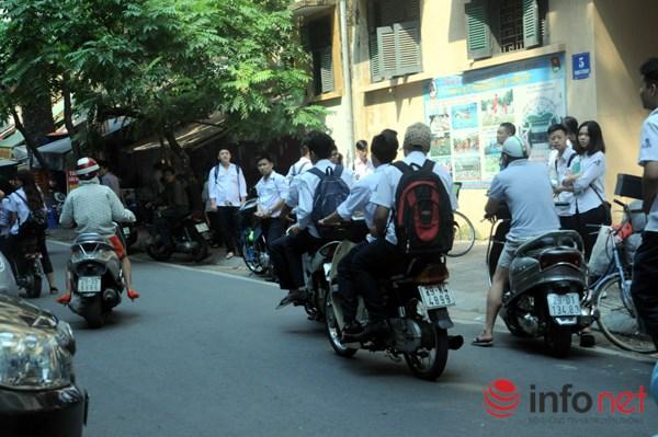 NÓNG: HSSV bị buộc thôi học nếu tái vi phạm giao thông - 1