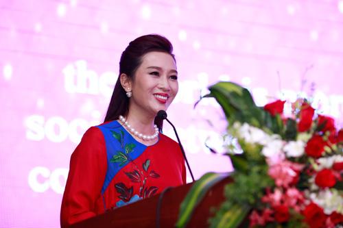 Thu Hương tổ chức thành công Diễn đàn Nữ lãnh đạo quốc tế 2016 - 1
