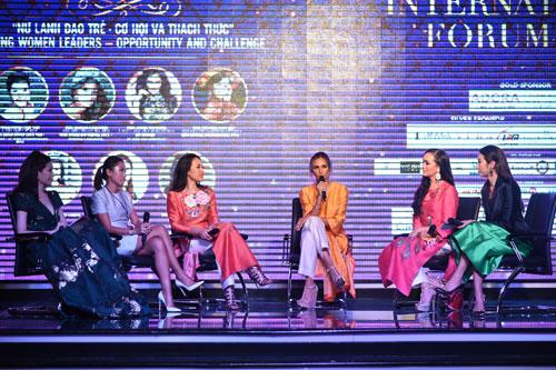 Thu Hương tổ chức thành công Diễn đàn Nữ lãnh đạo quốc tế 2016 - 3