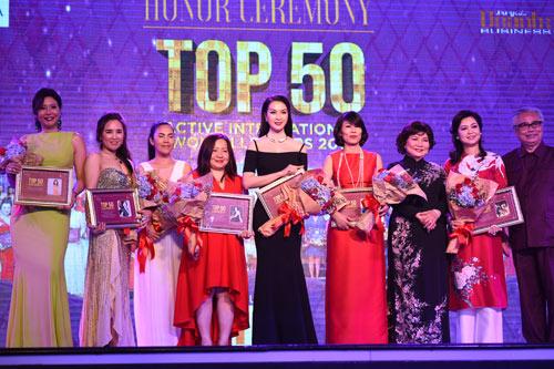 Thu Hương tổ chức thành công Diễn đàn Nữ lãnh đạo quốc tế 2016 - 5
