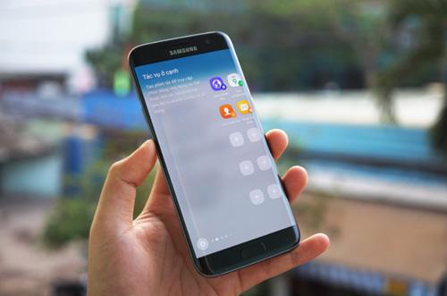 Cận cảnh màn hình cong Edge UX đỉnh cao của Galaxy S7 edge - 3