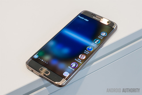 Cận cảnh màn hình cong Edge UX đỉnh cao của Galaxy S7 edge - 5
