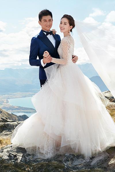 Trọn bộ ảnh cưới như mơ của Ngô Kỳ Long – Lưu Thi Thi - 2
