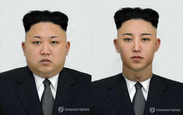 HQ sốt ảnh Kim Jong-un đẹp trai khi giảm 20kg - 2