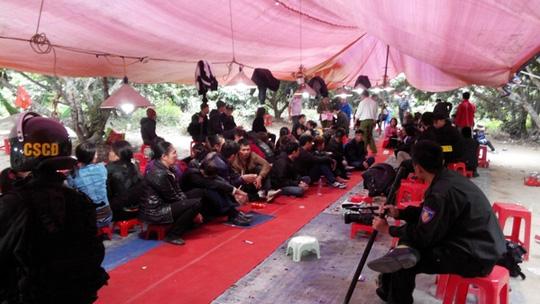 Bí thư Quảng Ninh: Giám sát xử lý vụ bắt bạc 28,5 triệu đồng - 1