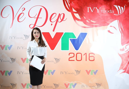 """""""Vẻ đẹp VTV"""": MC Trúc Mai, Phí Thùy Linh dành giải thưởng của IVY moda - 4"""