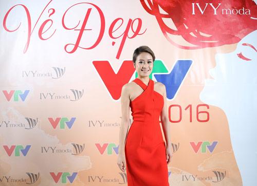 """""""Vẻ đẹp VTV"""": MC Trúc Mai, Phí Thùy Linh dành giải thưởng của IVY moda - 7"""