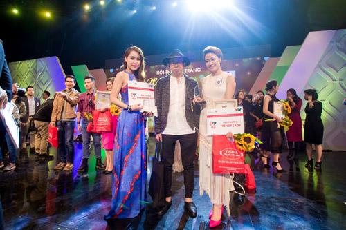 """""""Vẻ đẹp VTV"""": MC Trúc Mai, Phí Thùy Linh dành giải thưởng của IVY moda - 9"""