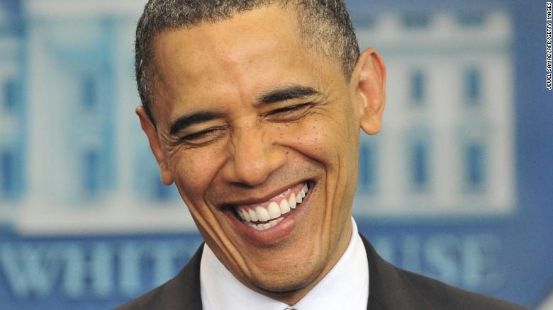 "Obama 54 tuổi vẫn ""lớn"" thêm 1cm - 1"