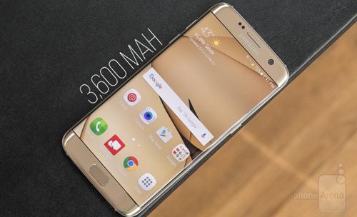 Snapdragon 820 ngốn pin khủng khiếp của Galaxy S7 Edge - 1