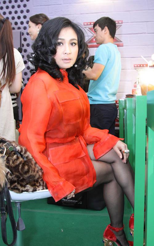 Thanh Lam thế chỗ Hồ Ngọc Hà tại X-Factor 2016 - 3