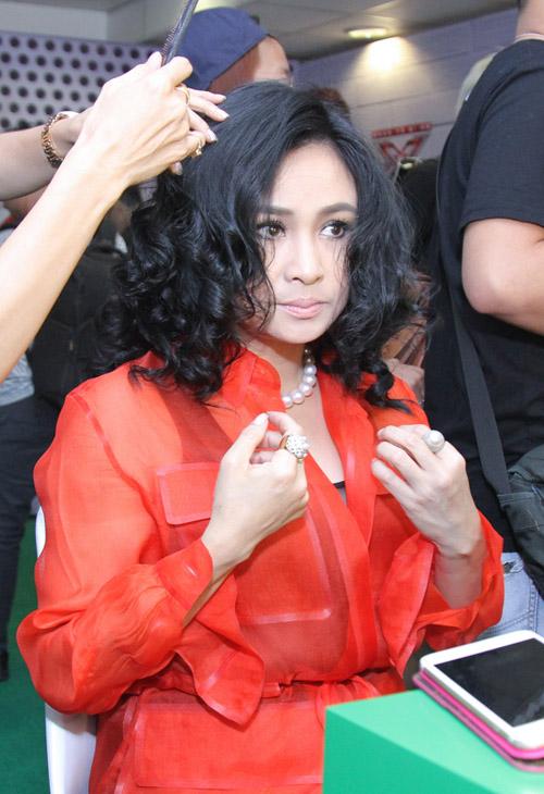 Thanh Lam thế chỗ Hồ Ngọc Hà tại X-Factor 2016 - 2