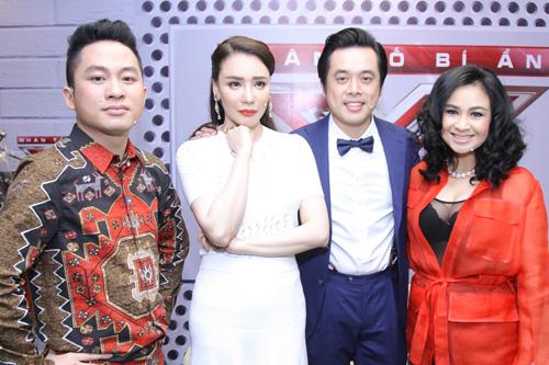 Thanh Lam thế chỗ Hồ Ngọc Hà tại X-Factor 2016 - 8