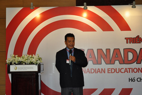 Du học Canada - Triển lãm giáo dục Canada mùa xuân 2016 - 1