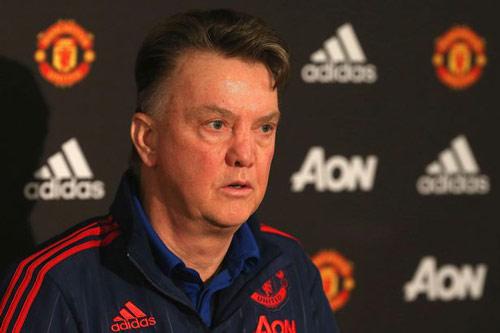 """Van Gaal """"ra lệnh"""" MU phải thắng Liverpool tuyệt đối - 1"""