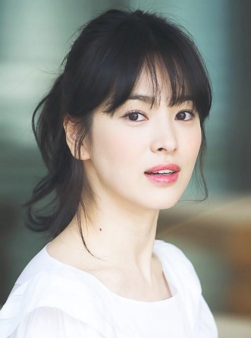 """Cách làm đẹp rẻ tiền của """"nữ thần"""" Song Hye Kyo - 6"""