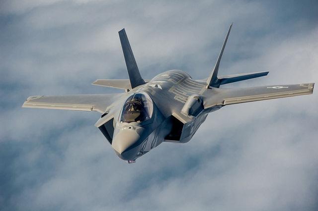 Máy bay chiến đấu đắt nhất của Mỹ gặp lỗi nghiêm trọng - 2
