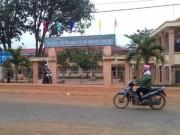 Tin tức Việt Nam - Vụ thiếu tá mang súng vào trường: Đưa súng đi nhận dạng