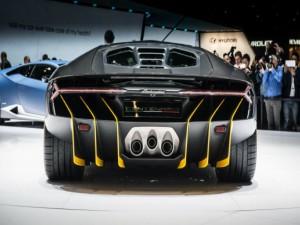 """Ô tô - Xe máy - 12 điểm độc của """"siêu bò mộng"""" Lamborghini Centenario"""