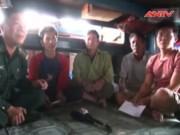 Video An ninh - Ngư dân kinh hãi kể chuyện bị hải cảnh TQ cướp phá