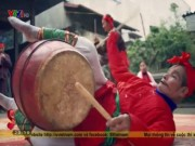Du lịch - Về với trống đu Đồng Thịnh