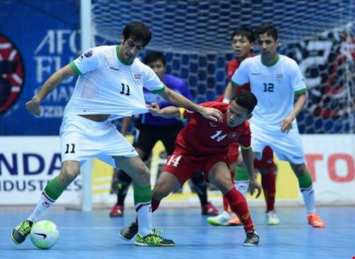 Futsal Việt Nam không muốn làm đội lót đường ở World Cup - 1
