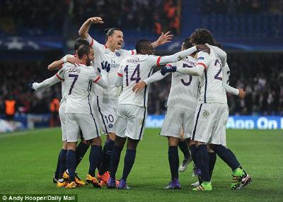 Chi tiết Chelsea - PSG: Hy vọng tắt ngấm (KT) - 3