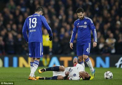 Chi tiết Chelsea - PSG: Hy vọng tắt ngấm (KT) - 5