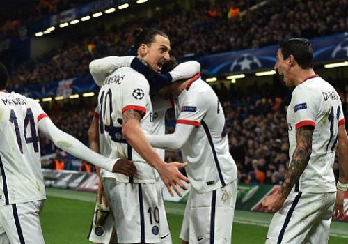 Video Chelsea vs PSG - 1
